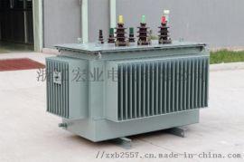 50KVA S11-M油浸式电力变压器