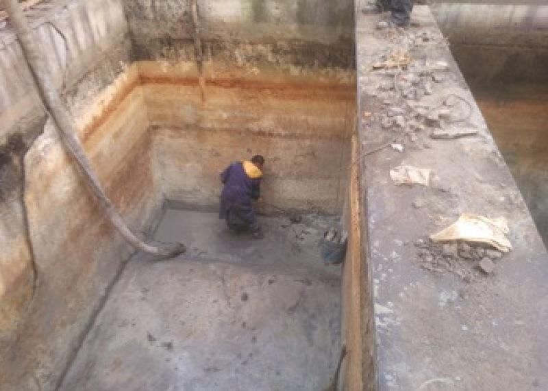 濱州市水電站收縮縫防滲水高壓注漿