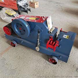 40型50型直螺纹钢筋切断机 圆钢钢筋切断机