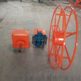 龙门吊电缆卷线器 电缆收放排线器 涡轮式电缆卷筒