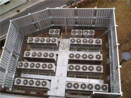 酒店楼顶冷却塔噪声治理工程空调机组冷却塔噪声治理