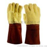代爾塔203007高溫防割手套 供應抗撕裂勞保手套