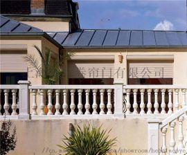 上海赫海铝合金55型防盗卷帘窗厂家直销规格齐全