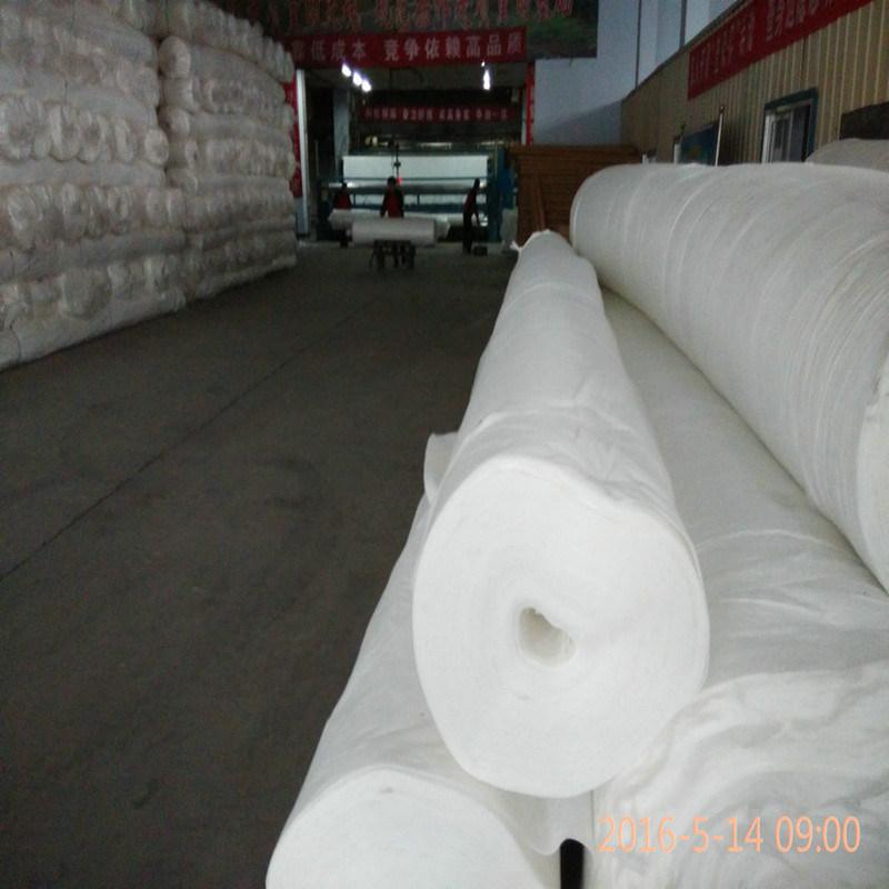 西藏450克長絲無紡土工布粘接膠水