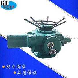DZW90多回转电动执行器 转矩型阀门电动装置