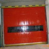 現貨銷售防曬阻燃塗層布高強夾網布軟門簾堆積門布