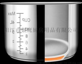 银鹰复合底订制电饭锅胆不锈钢冲压打底内胆电压力锅汤