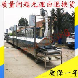 大型蒸汽隧道鱼豆腐蒸线-全自动蒸线设备厂家定制生产