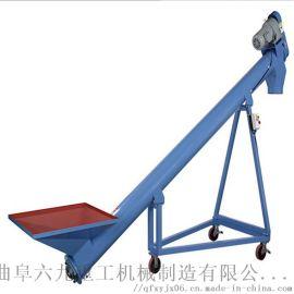 移动式螺旋上料机 绞龙提料机LJ1移动式送料机