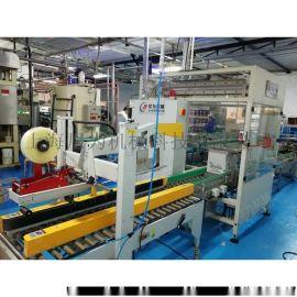 装箱机、适用于各类容器的装箱、方便灵活效率高