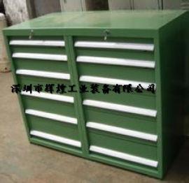 钳工工具柜 重型工具柜 车间工具柜 抽屉铁皮柜