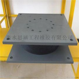 矩形铅芯支座 橡胶减震支座 橡胶支座 板式橡胶支座