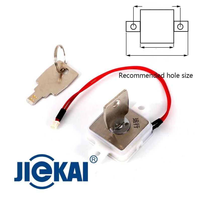 电源锁蒂森锁 外呼盒锁 迅达锁 康力锁