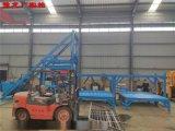 中小型水泥預製塊自動化生產線/水泥混凝土布料機自動化生產線設備