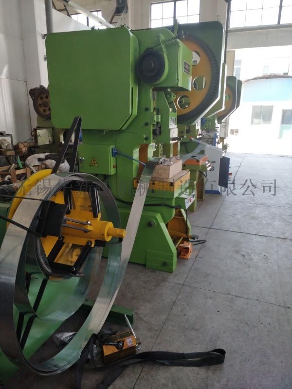 角钢冲孔机,风管角码级进模具,风管配件模具