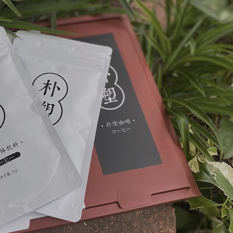朴塑咖啡固体饮料朴塑咖啡生产厂家工厂直供