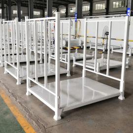 布匹面料纺织品仓库货架  折叠堆垛架