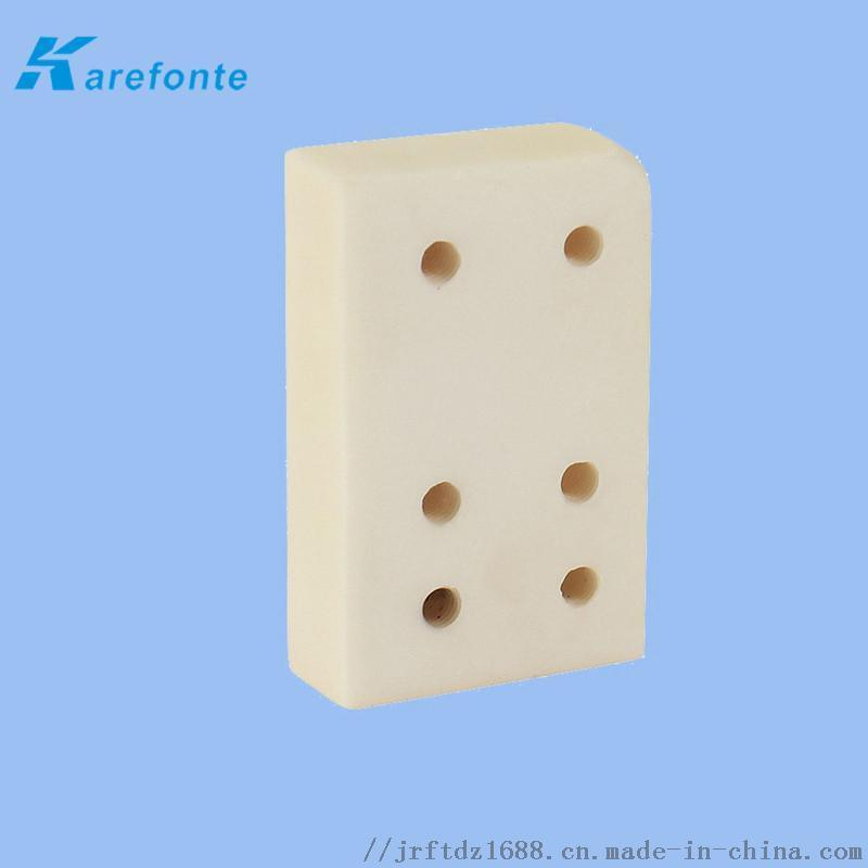 导热氧化铝陶瓷片 散热片 绝缘垫片异型订做