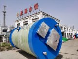 一体化污水提升泵站 地埋式雨水预制泵站