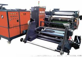 厂家专业生产汽车减震隔音板涂胶生产线设备