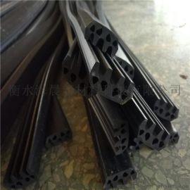 隧道用盾构条遇水密封止水条 管片弹性密封垫