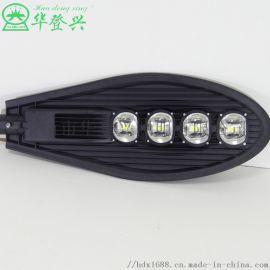 led**路灯压铸铝COB路灯头可加光感器路灯头