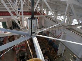 昌瑞东莞中堂车间大型吊扇厂家给您提供一站式服务
