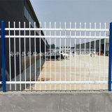 蓝白锌钢护栏 黑色锌钢护栏 锌钢护栏