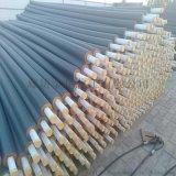 聚氨酯预制直埋保温管 聚氨酯发泡直埋管