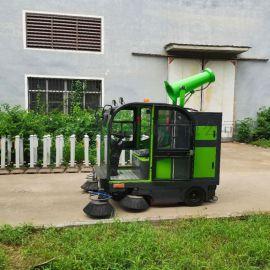 驾驶式电动扫地机 小型扫地车