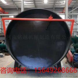 腐殖酸发酵设备有机肥圆盘造粒机