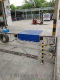 月台辅助装卸设备调节板
