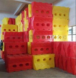 滚塑水马材质 滚塑水马大小规格 滚塑水马厂家地址
