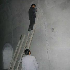 地下通道混凝土衬砌裂缝修复, AB胶, 灌缝胶