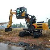 特殊環境下使用挖掘機升降駕駛室 舉高駕駛室