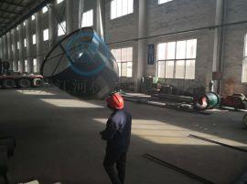 贴片陶瓷耐磨管 江河机械 阳泉耐磨管道