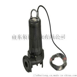 潜水排污泵 无堵塞立式污水泵移动污泥抽水泵 潜水泵
