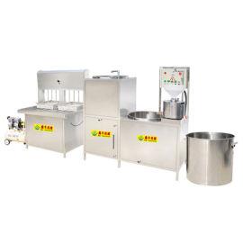 现磨豆浆豆腐机 南方做嫩豆腐的机器 豆制品设备