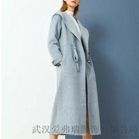 一线品牌服装进货价MISS宝姿百搭双面羊绒呢