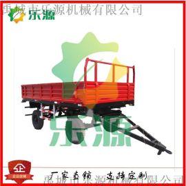 农用车斗乐源机械专业生产**拖车定做拖车厂家直销