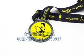 金屬材質定制獎牌適合大型團體活動賽事獎牌