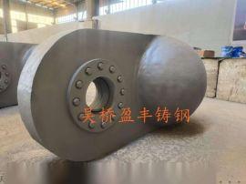盈丰钢结构铸钢专业生产大型铸钢件,铸钢节点