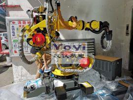 发那科R-1000IA/80F机器人保养