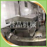 肉丸蒸煮流水线-丸子水煮成型设备-连续漂烫冷却生产