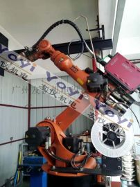 KUKA KR16库卡机器人轴不动维修
