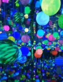 镜子迷宫,网红室内游乐,游乐场游乐设备,景区游乐