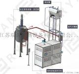 【瑞源】 攪拌罐加熱電加熱導熱油爐 配獨立水冷卻器