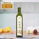 紫蘇籽油瓶加工定製玻璃油瓶生產廠家