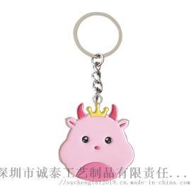 深圳广告促销钥匙扣软妹钥匙扣包包礼品钥匙扣生产