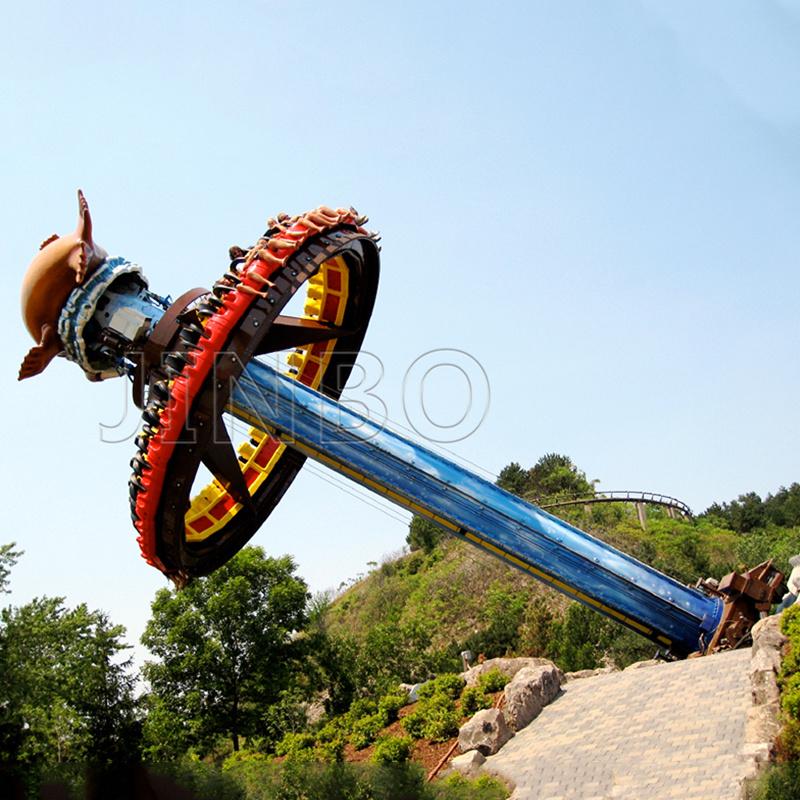 新型户外游乐场旋转类游乐设备翱翔天宇游乐园设施厂家